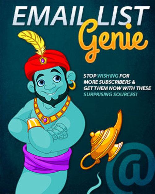 Pay for Email List Genie