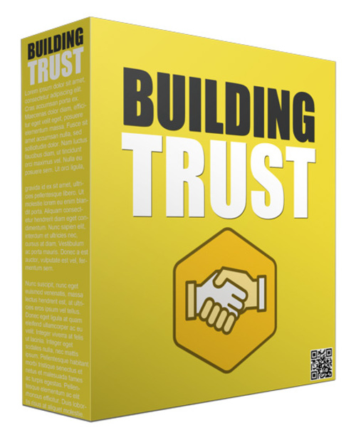Pay for Building Trust