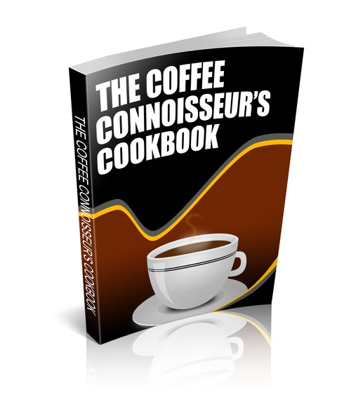 Pay for Coffee Connoisseurs Cookbook 76 pages