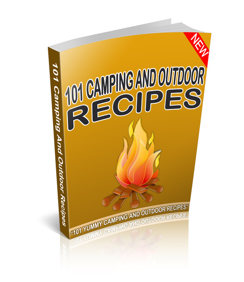 Pay for Camping Recipes 105 pages