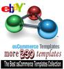Thumbnail Weitere 230 osCommerce Template Sammlungen