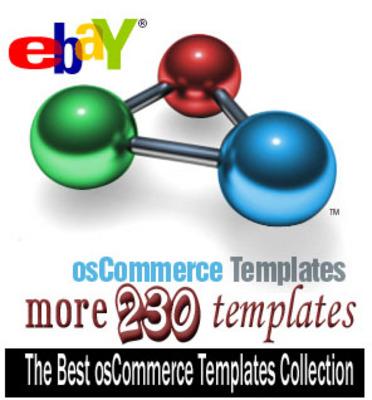 Pay for More 230 osCommerce Template Collections