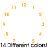 Thumbnail 14 Avalon Clock Faces For Cafepress Clocks