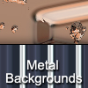 Thumbnail 10 High Quality Metal Graphic Backgrounds