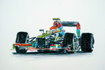 Thumbnail Formel 1 Rennwagen