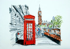 Thumbnail Telefonzelle, London