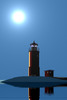Thumbnail Hallig Langeness Leuchtturm Nordfriesland