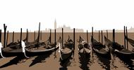 Thumbnail Grafik Gondeln Venedig.03