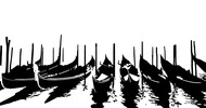 Thumbnail Grafik Gondeln Venedig.04