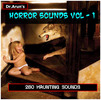 Thumbnail HORROR SOUNDS - Volume - 1