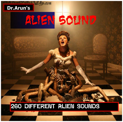 Pay for ALIEN SOUNDS