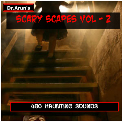 Pay for SCARY SCAPES - Volume - 2