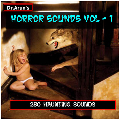 Pay for HORROR SOUNDS - Volume - 1