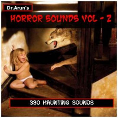 Pay for HORROR SOUNDS - Volume  2