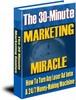 Thumbnail the 30 minute marketing miracle PLR