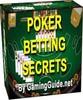 Thumbnail Poker Betting Secrets