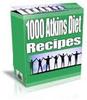 Thumbnail 1000 atkins diet recip78