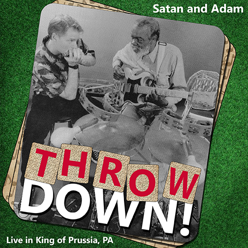 Thumbnail Satan and Adam, Throw Down! (mp3s)