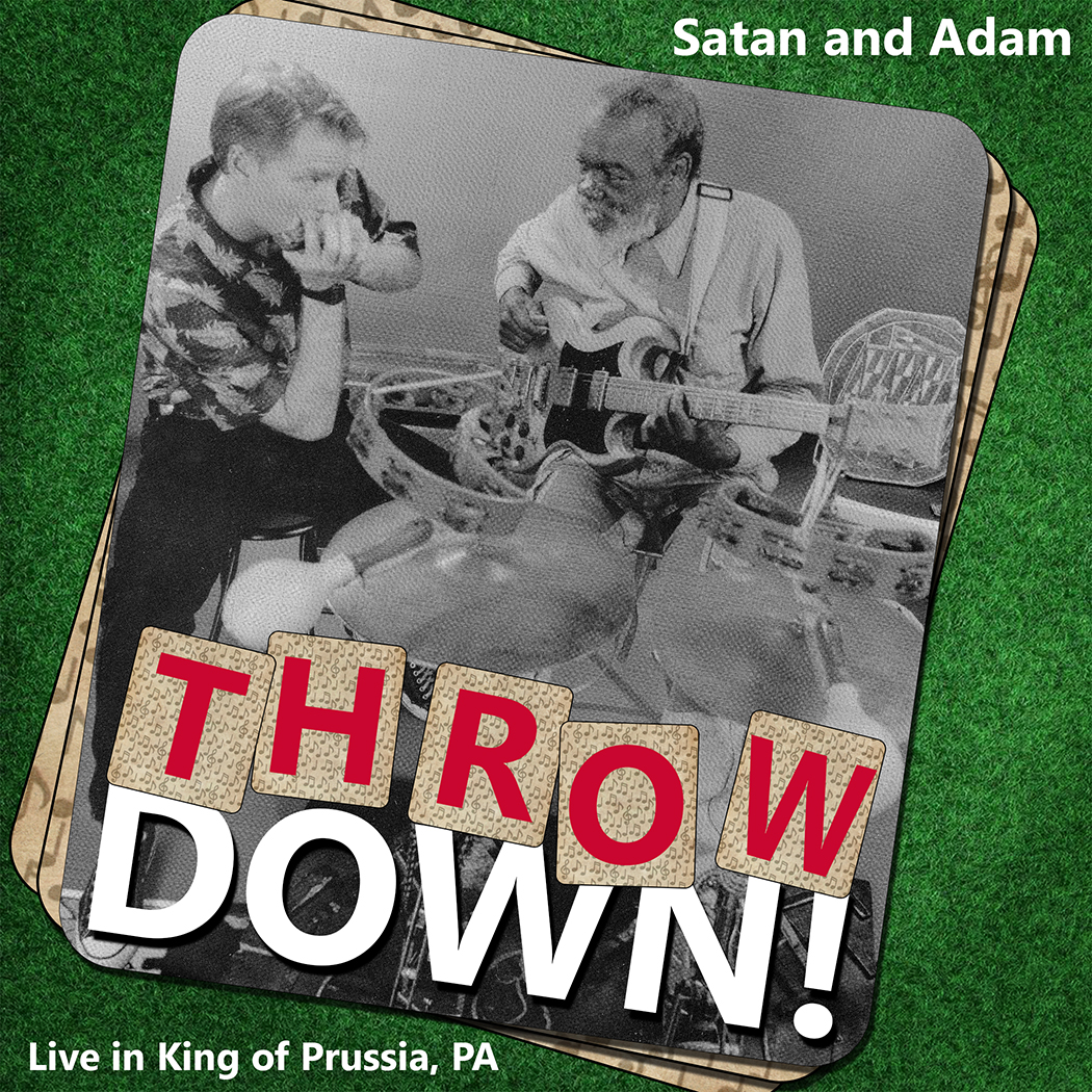 Pay for Satan and Adam, Throw Down! (WAVS)