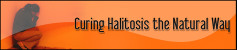 Thumbnail Natural Cures For Halitosis