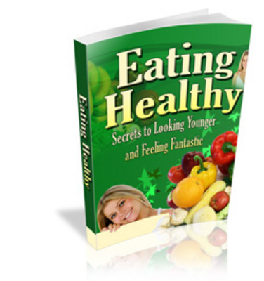 Pay for Eating Healthy - Secrets To Looking Younger