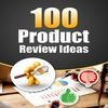 Thumbnail 100 Product Review Ideas - PLR eBook