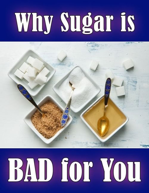 Pay for Why Sugar is BAD for You - The Truth About Sugar