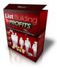 Thumbnail List Building Profits Video Course with MRR