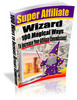 Thumbnail Super Affiliate Wizard with MRR