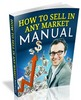 Thumbnail How To Sell In Any Market Manual with MRR
