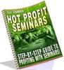 Thumbnail Hot Profit Seminars Rebrandable ebook