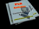 Thumbnail PLR Artilces - Event Planning Pack