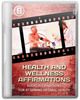 Thumbnail Health and Wellness Affirmations Audios with MRR