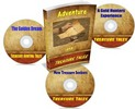 Thumbnail Treasure Hunting Tales Ebook and Audio Set with MRR and PLR