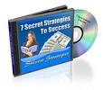 Thumbnail 7 Secret Strategies to Success PLR