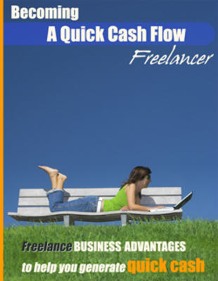 Pay for Becoming A Quick Cash Flow Freelancer with MRR