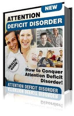 Pay for How to Conquer Attention Deficit Disorder! with MRR