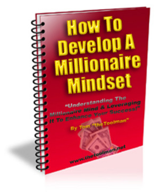 Pay for Develop A Millionaire Mindset with MRR
