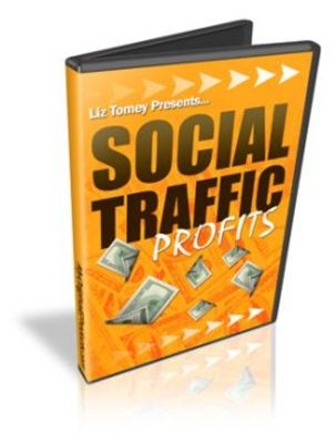 Pay for Social Traffic Profits Video Series with MRR