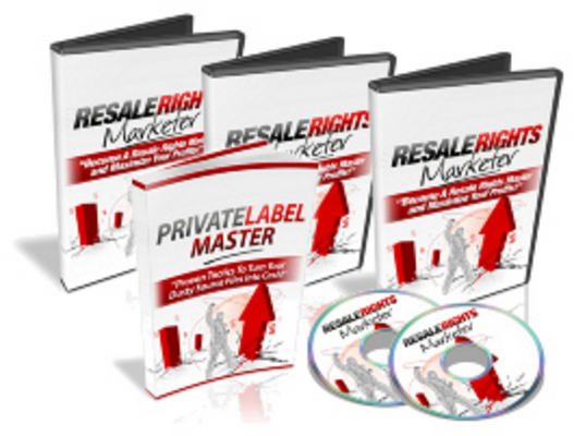 Pay for Resale Rights Marketer with MRR