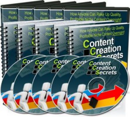 Pay for Content Creation Secrets Course with MRR