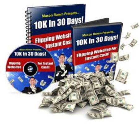 Pay for Flipping Websites For Instant Cash with MRR