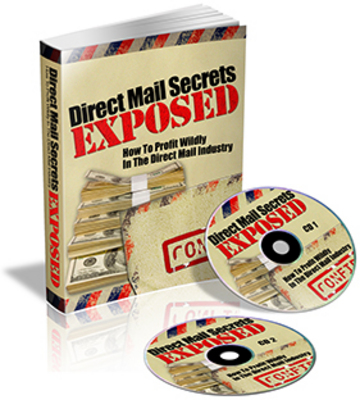 Pay for Direct Mail Secrets Exposed Audio with MRR