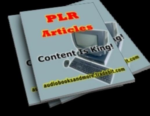 Pay for PLR Artilces - Drug Addiction Pack