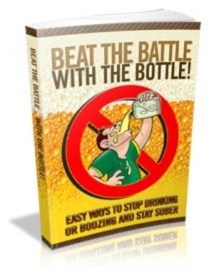 Pay for Beat The Battle With The Bottle Kit with MRR