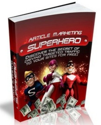 Pay for Article Marketing Superhero MRR