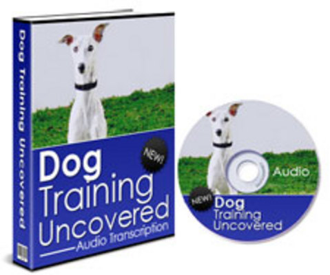 Pay for Complete Dog Training Audio Book with MRR