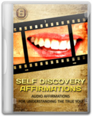 Pay for Self Discovery Affirmations Audios with MRR