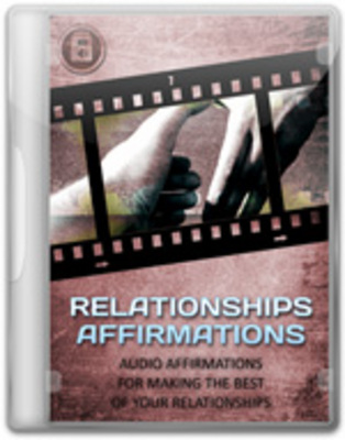 Pay for Relationships Affirmations Audios with MRR