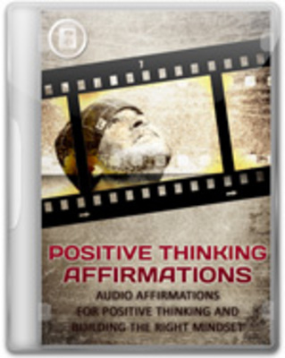 Pay for Positive Thinking Affirmations Audios with MRR
